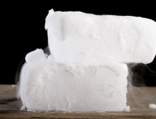 How to Ship Frozen Food with Dry Ice